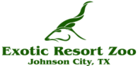 Exotic Resort Zoo, Inc. Logo