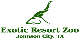 Exotic Resort Zoo Logo