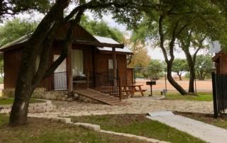 Safari Hut exterior.